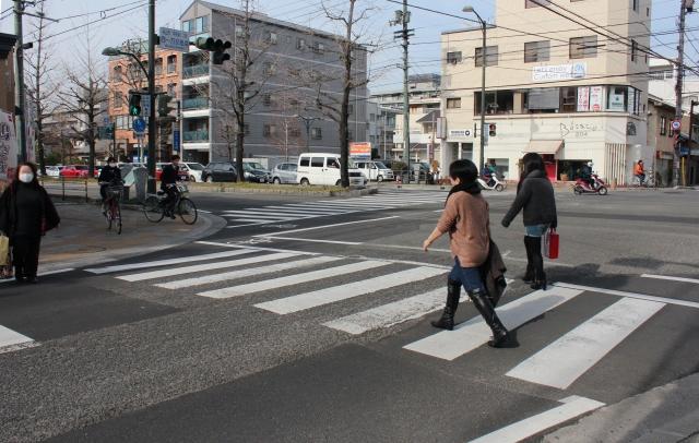 2015年の交通事故の傾向